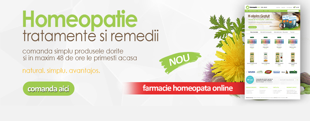 remedii homeopate